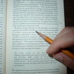 7 Reasons to Write in Books (in pencil)