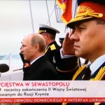 "Vladimir Putin Visits Crimea on ""Victory Day"""