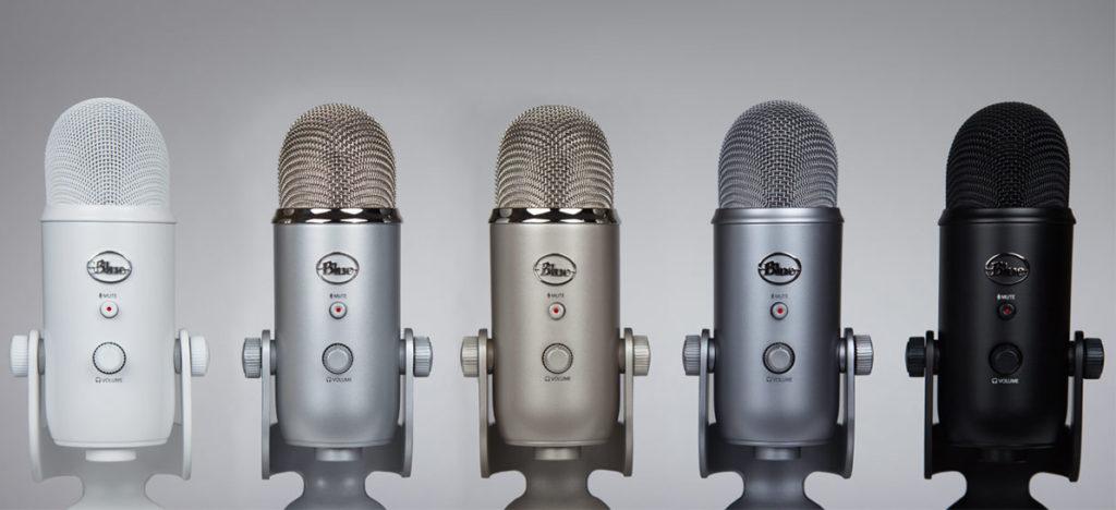Blue Yeti Microphones