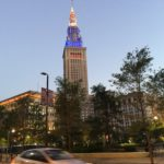 Downtown Cleveland During the RNC (Video)