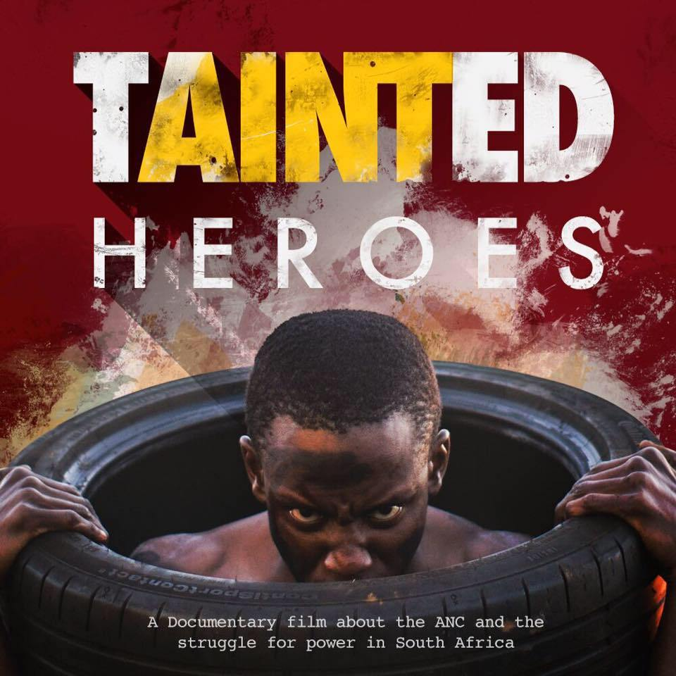 Tainted Heroes documentary cover