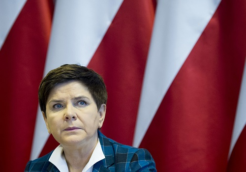 Prime Minister of Poland Beata Szydło